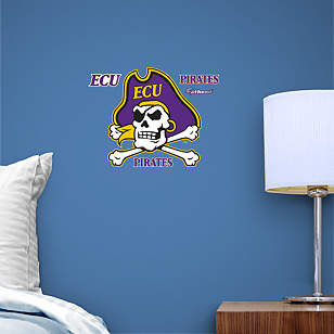 East Carolina Pirates Teammate Logo